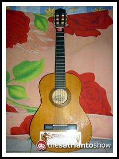 gitar nylon akustik espanola