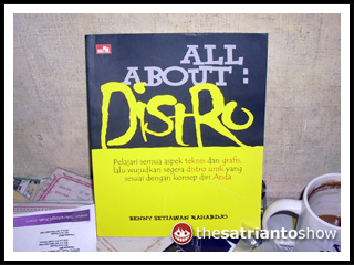 buku all about distro