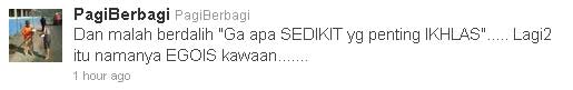 status twitternya pagi berbagi