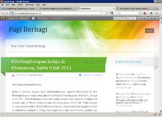 blognya pagi berbagi